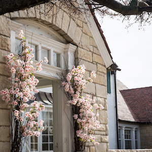 Danada House Spring Wedding