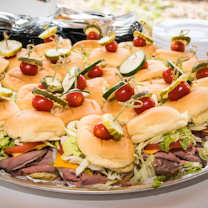 Catering for Business Events at Danada House